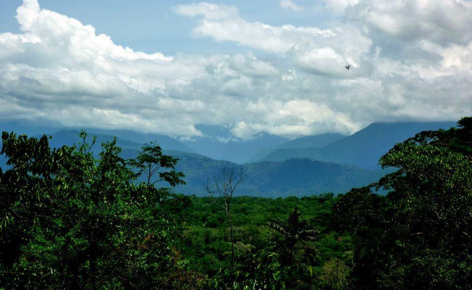 Viaje a Villa Tunari en Bolivia
