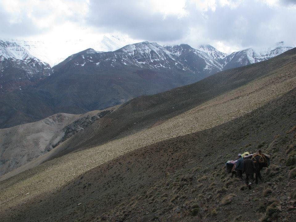 Viaje al Alto Atlas